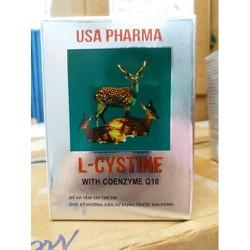 Viên uống trị rụng tóc nám tàn nhang L- CYSTINE – L-cystine