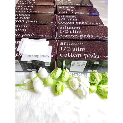 Bông trang điểm siêu mỏng aritaum 1-2 slim cotton pads - 17927102 , 23013394 , 15_23013394 , 85000 , Bong-trang-diem-sieu-mong-aritaum-1-2-slim-cotton-pads-15_23013394 , sendo.vn , Bông trang điểm siêu mỏng aritaum 1-2 slim cotton pads