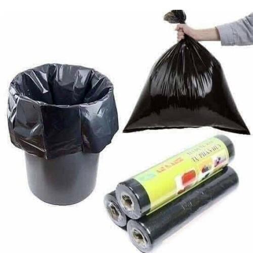 Túi đựng rác tự phân hủy - túi rác an lành 53 * 63cm