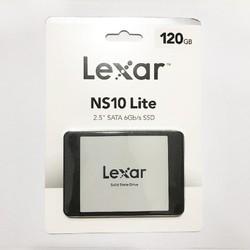 SSD 120GB LEXAR NS10