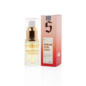 serum gừng dưỡng ẩm dưỡng trắng swhite 50ml - serumfaceswhite