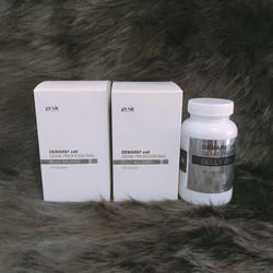 Hàn Quốc - Viên uống tan mỡ bụng Genie Demar87 Cell Belly Balance