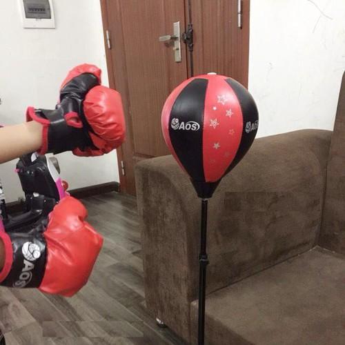 Miễn phí vận chuyển bóng đấm boxing phản xạ cao cấp 2017 găng tay boxing bơm shop uy tín - 19514489 , 23036196 , 15_23036196 , 284000 , Mien-phi-van-chuyen-bong-dam-boxing-phan-xa-cao-cap-2017-gang-tay-boxing-bom-shop-uy-tin-15_23036196 , sendo.vn , Miễn phí vận chuyển bóng đấm boxing phản xạ cao cấp 2017 găng tay boxing bơm shop uy tín