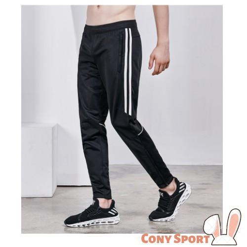 Quần dài jogger ôm kiểu baggy thể thao nam 1818701 đồ tập gym nam cony sport