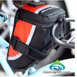 Túi treo dưới yên xe đạp đang chống thấm nước 206506 - túi.xe đạp.túi đựng xe đạp.phụ kiện xe đạp.xe đạp nữ. - 206506 -4 thumbnail