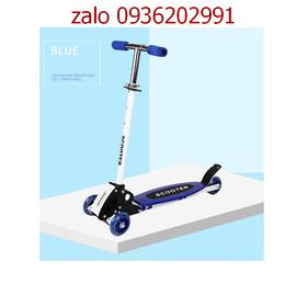 Xe trượt scooter trẻ em- xe đẩy chân trẻ em - Xe trượt scooter trẻ emgd302