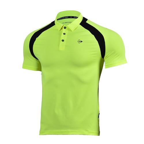 Áo tennis nam dunlop dates8091 2 hàng chính hãng thương hiệu từ anh quốc đổi trả miễn phí