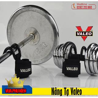 Quấn Cổ Tay Có Móc Hỗ Trợ Nâng Tạ Valeo - Nâng Tạ Valeo thumbnail