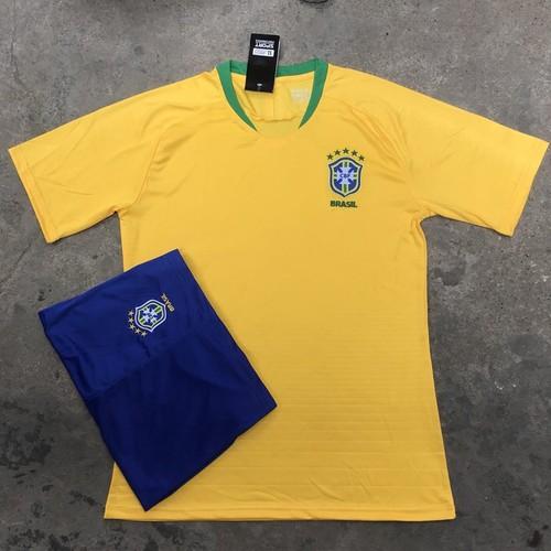 Thun thái bộ quần áo bóng đá brazil shop yêu thích