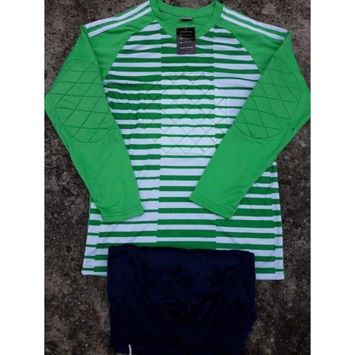 Freeship bộ quần áo thủ môn có đệm chuyên dụng dài tay hót năm 2019