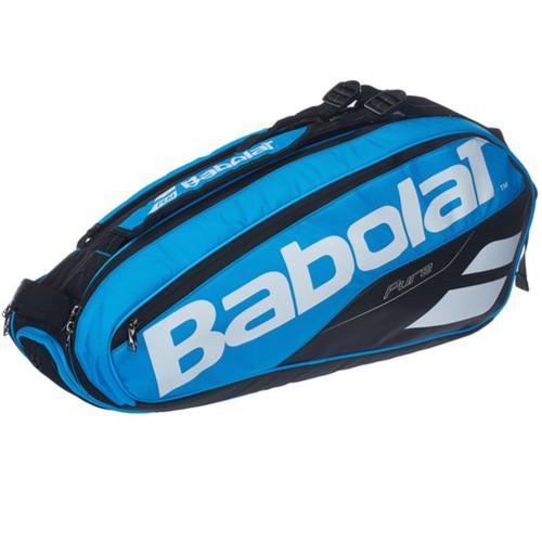 Túi đựng vợt tennis babolat pure drive blue 6 pack bag 2018 - 20328208 , 23034417 , 15_23034417 , 1925000 , Tui-dung-vot-tennis-babolat-pure-drive-blue-6-pack-bag-2018-15_23034417 , sendo.vn , Túi đựng vợt tennis babolat pure drive blue 6 pack bag 2018