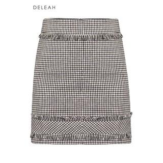 De Leah - Chân váy mini tweed tua rua - Thời trang Thiết kế - Z1806111Trd thumbnail
