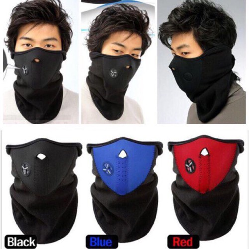 Giá rẻ khẩu trang ninja trùm cổ hàng cao cấp phụ kiện thời trang