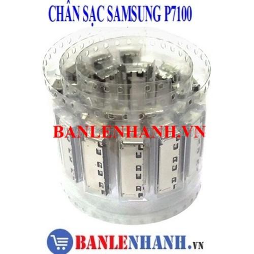 Chân sạc rời samsung p7100 - 20332453 , 23042497 , 15_23042497 , 89000 , Chan-sac-roi-samsung-p7100-15_23042497 , sendo.vn , Chân sạc rời samsung p7100