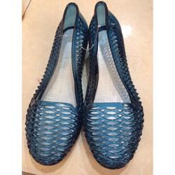 Giày nhựa búp bê đi mưa