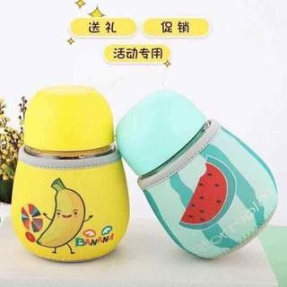Bình thủy tinh giữ nhiệt mini cho bé - 789154 thumbnail