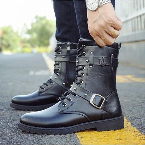 Giày boot nam gn113