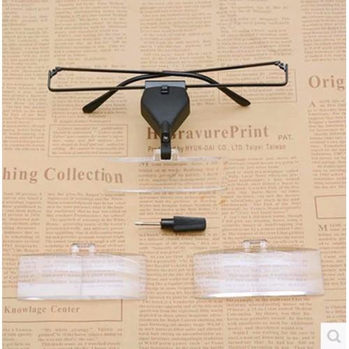 Kính lúp dạng kính đeo - 20342290 , 23061830 , 15_23061830 , 169000 , Kinh-lup-dang-kinh-deo-15_23061830 , sendo.vn , Kính lúp dạng kính đeo