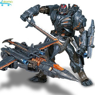 Robot biến hình phi cơ Transformer mẫu Megatron 601B trong phim The Last Knight - rô bốt biến hình thumbnail