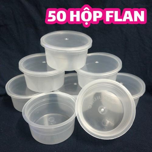 50 hủ nhựa làm bánh flan rau câu sữa chua đựng slime hộp flan có nắp - 18923507 , 23099345 , 15_23099345 , 38000 , 50-hu-nhua-lam-banh-flan-rau-cau-sua-chua-dung-slime-hop-flan-co-nap-15_23099345 , sendo.vn , 50 hủ nhựa làm bánh flan rau câu sữa chua đựng slime hộp flan có nắp