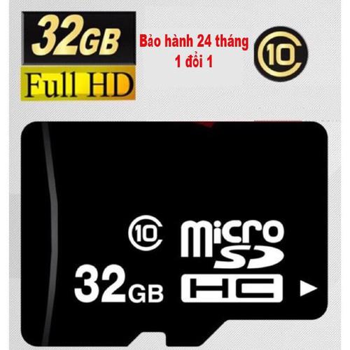 Combo 5c combo 10c thẻ nhớ microsd 32gb class10 tốc độ cao