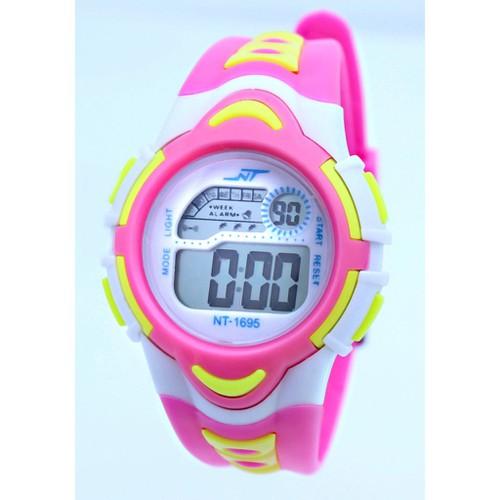 Đồng hồ bé trai bé gái trẻ em sport sp789 nhiều màu