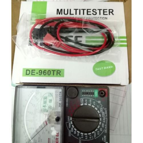 Đồng hồ đo điện đồng hồ vom yx 960tr