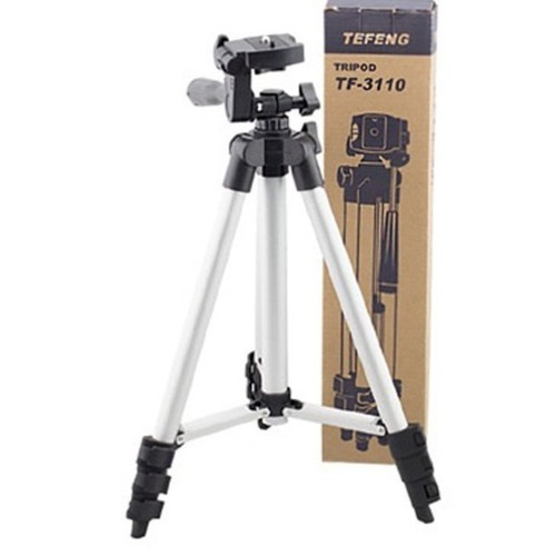 🎁 gậy tripod lớn cho điện thoại máy ảnh t3110