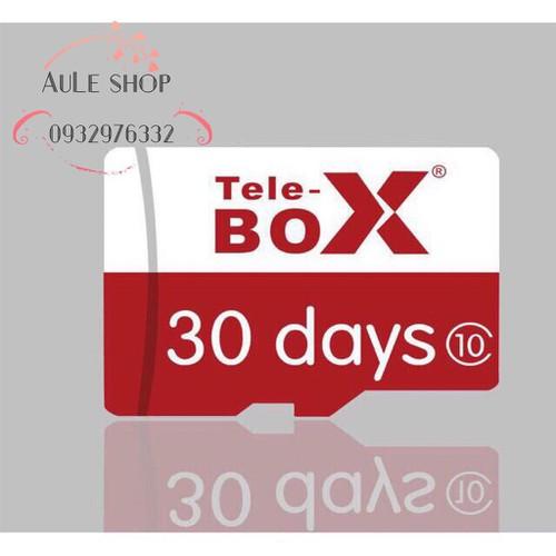 Freeship 99k thẻ nhớ telebox 16gb