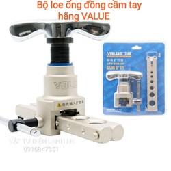 Bộ Lã Loe ống đồng VALUE VFT-808-IN lệch tâm không dao