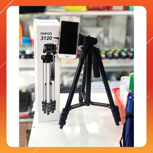 Rẻ vô địch gậy 3 chân máy ảnh gậy tripod 3120 mẫu mới