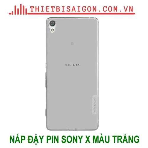 Nắp đậy pin sony x màu trắng - 18032330 , 23077378 , 15_23077378 , 85000 , Nap-day-pin-sony-x-mau-trang-15_23077378 , sendo.vn , Nắp đậy pin sony x màu trắng