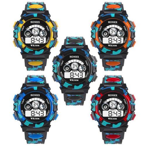 Đồng hồ điện tử kỹ thuật số led dành cho trẻ em