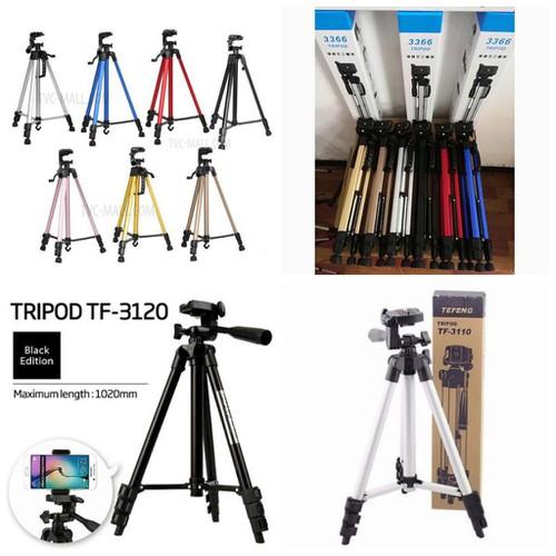 Giá sỉ chân tripod đa năng t3110 t3120 3366 dành cho đt mtb máy ảnh sale
