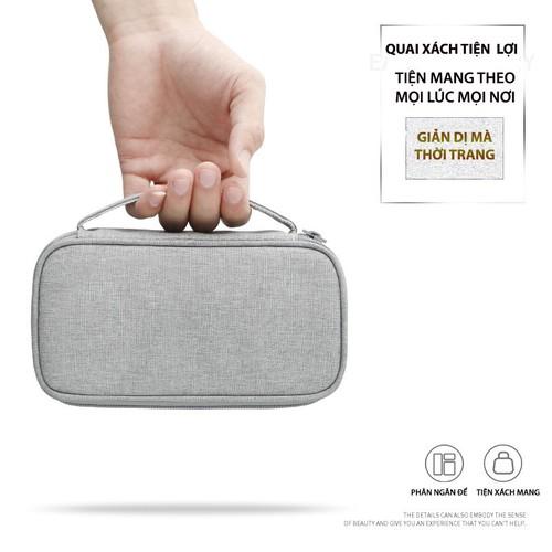 Túi ví tiện ích đựng điện thoại sạc dự phòng 30000mah