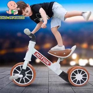 Xe chòi chân kiêm xe đạp - ms0013 thumbnail