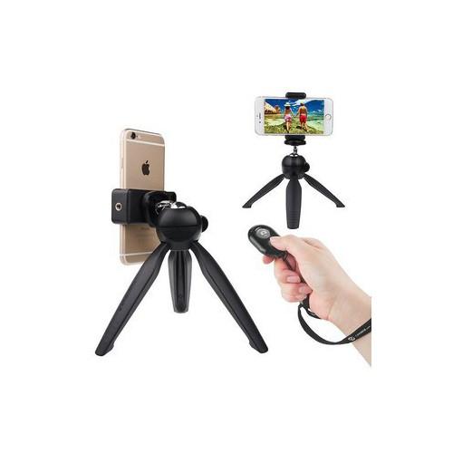 Combo chân đế máy ảnh điện thoại tripod yt228 remote bluetooth - 20350724 , 23075029 , 15_23075029 , 70000 , Combo-chan-de-may-anh-dien-thoai-tripod-yt228-remote-bluetooth-15_23075029 , sendo.vn , Combo chân đế máy ảnh điện thoại tripod yt228 remote bluetooth