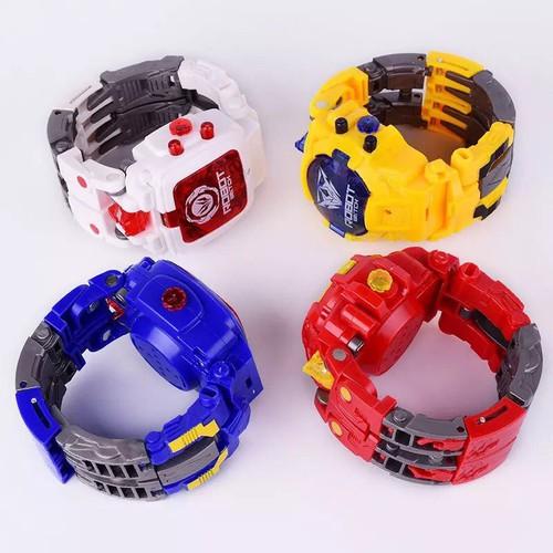 Đồng hồ đeo tay siêu nhân cho bé