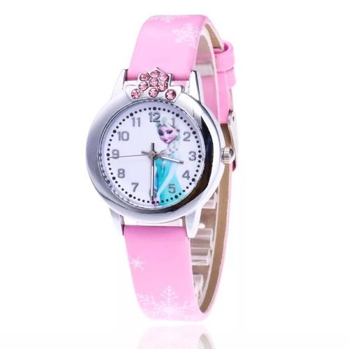 Đồng hồ elsa anna cho bé gái – dh002