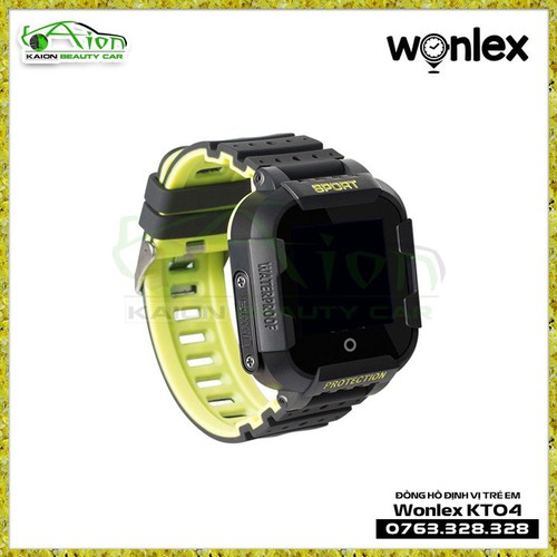 Đồng hồ định vị trẻ em wonlex kt03 – đồng hồ định vị trẻ em có camera chống nước ip67