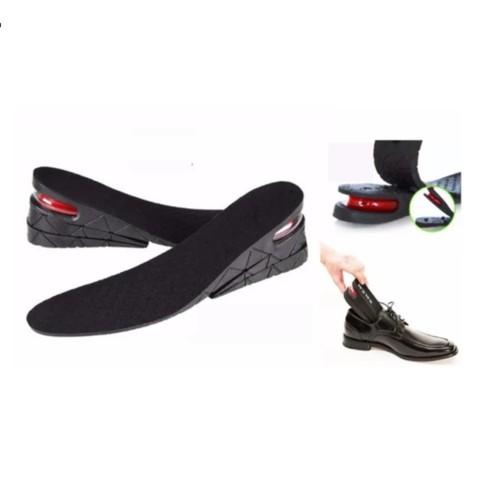 A24 bộ 2 miếng lót giày đệm khí tăng chiều cao thêm 6cmcó thể chỉnh size