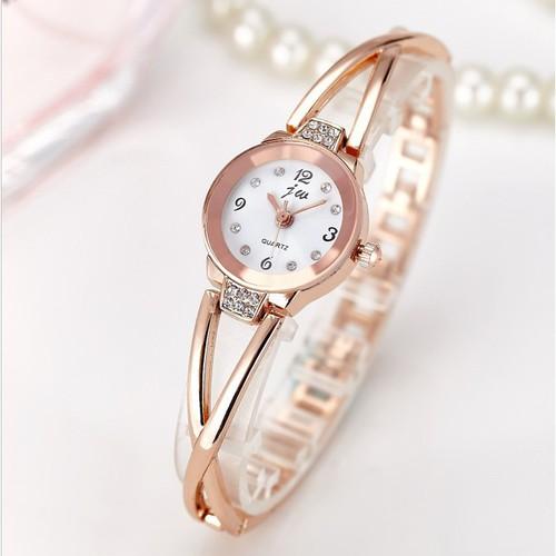 Đồng hồ nữ jw j602 dây lắc tay đính đá cao cấp sang chảnh