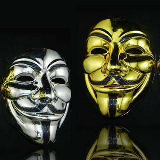 Mặt nạ Hacker Anymous - HACK01 thumbnail