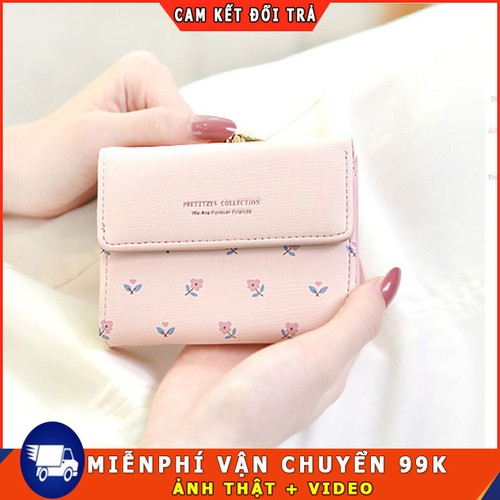 Bóp ví nữ cầm tay dáng dài mini gấp 3 giá rẻ kiểu dáng dễ thương phù hợp làm ví tiền và đựng thẻ atm và hộ chiếu - 20347991 , 23071558 , 15_23071558 , 122000 , Bop-vi-nu-cam-tay-dang-dai-mini-gap-3-gia-re-kieu-dang-de-thuong-phu-hop-lam-vi-tien-va-dung-the-atm-va-ho-chieu-15_23071558 , sendo.vn , Bóp ví nữ cầm tay dáng dài mini gấp 3 giá rẻ kiểu dáng dễ thương ph