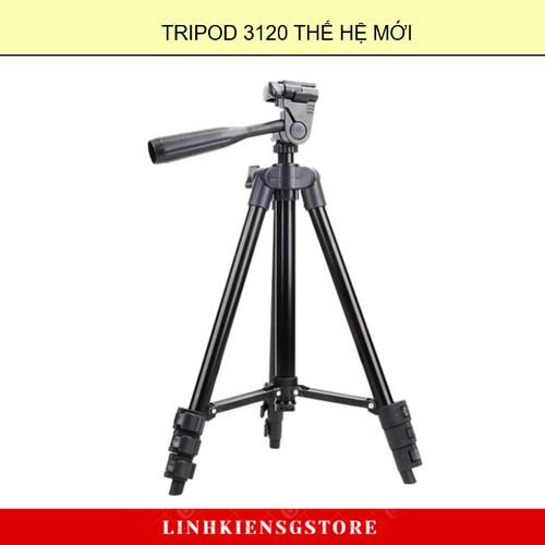 Gậy 3 chân máy ảnh gậy tripod 3120 mẫu mới
