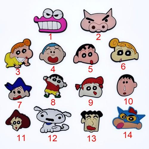 Jibbitz sticker cài dép shin cậu bé bút chì shop ship từ 10 sản phẩm trở lên m1268011 - 20350617 , 23074906 , 15_23074906 , 29000 , Jibbitz-sticker-cai-dep-shin-cau-be-but-chi-shop-ship-tu-10-san-pham-tro-len-m1268011-15_23074906 , sendo.vn , Jibbitz sticker cài dép shin cậu bé bút chì shop ship từ 10 sản phẩm trở lên m1268011