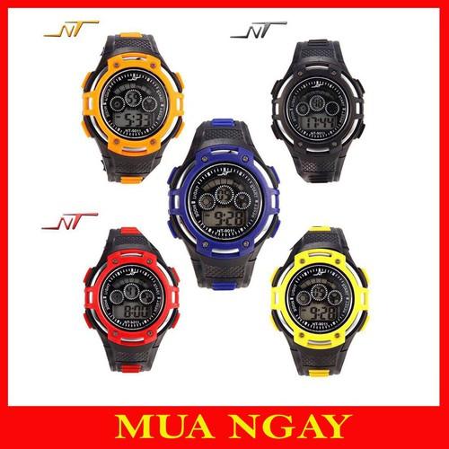 Đồng hồ điện tử unisex sports watch chống nước chống va đập dh12