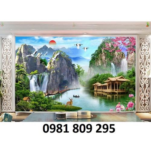 Gạch tranh 3d phong cảnh hồ nước thiên nhiên - 19514770 , 23076797 , 15_23076797 , 1400000 , Gach-tranh-3d-phong-canh-ho-nuoc-thien-nhien-15_23076797 , sendo.vn , Gạch tranh 3d phong cảnh hồ nước thiên nhiên
