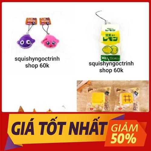 Sale off squishy đậu hũ nhật bản sanrio chính hãng slime bơ - 19060914 , 23094988 , 15_23094988 , 127000 , Sale-off-squishy-dau-hu-nhat-ban-sanrio-chinh-hang-slime-bo-15_23094988 , sendo.vn , Sale off squishy đậu hũ nhật bản sanrio chính hãng slime bơ