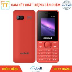 Điện thoại Mobell M289 Dual SIM - Chính Hãng - Giá Rẻ